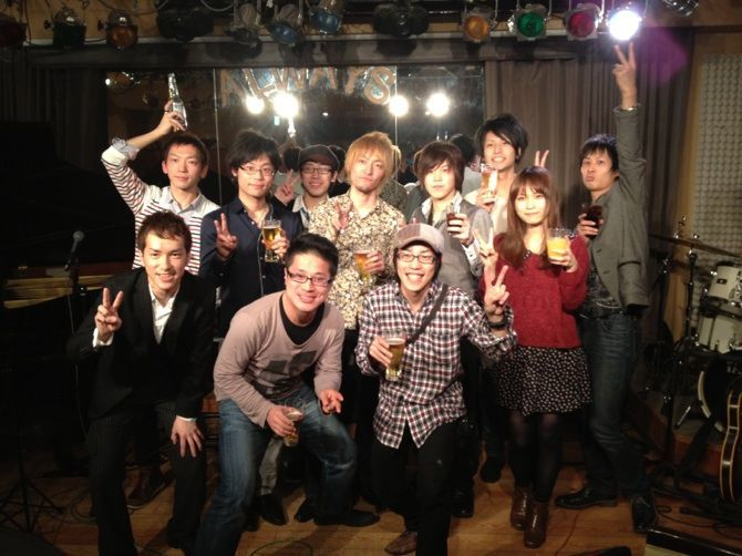 2012-03-28 - The Jubilax Live at Always1