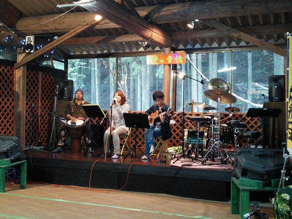 村松千春 Live at そぶら山荘