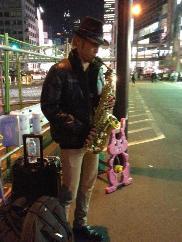 2012-04-05 - Street Live at 渋谷1
