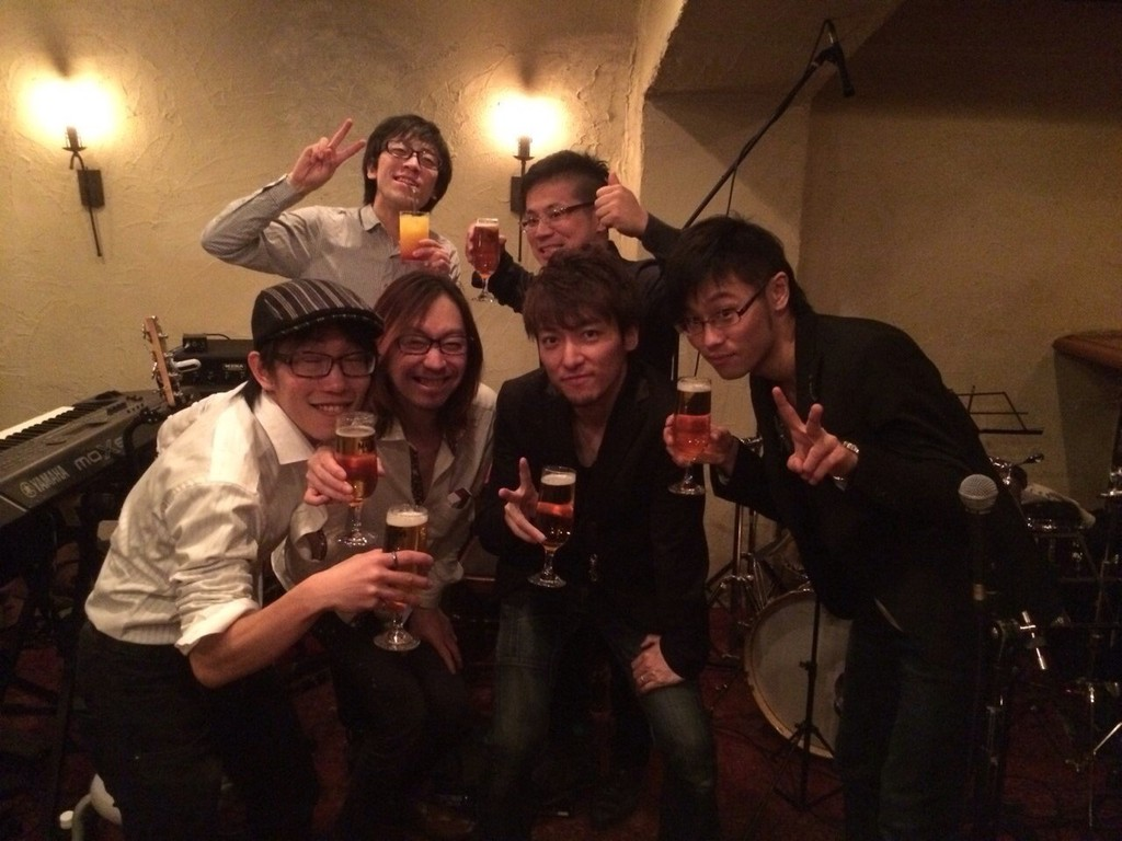 大橋勇武 Live at hyphen 2