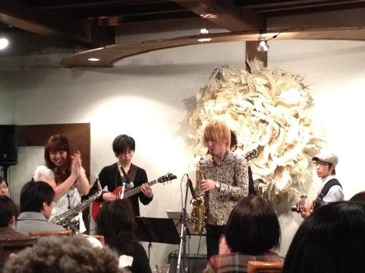 2012-04-07 - The Jubilax Live at 繭蔵