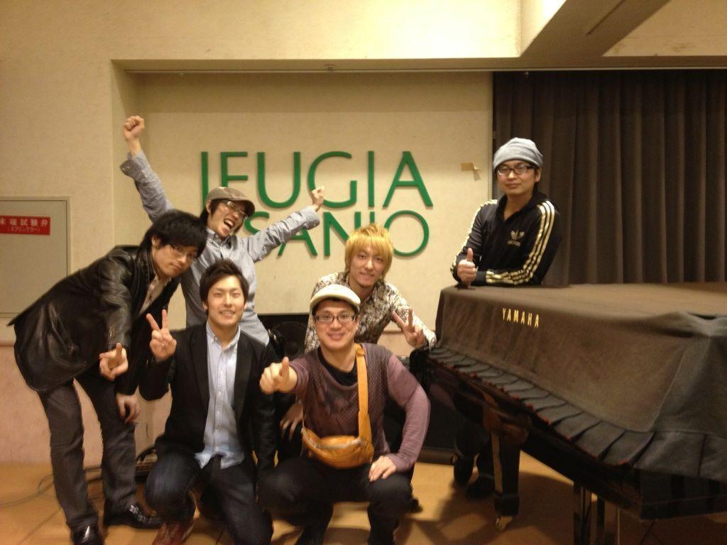 2012-03-30 - The Jubilax Live at JEUGIA三条本店