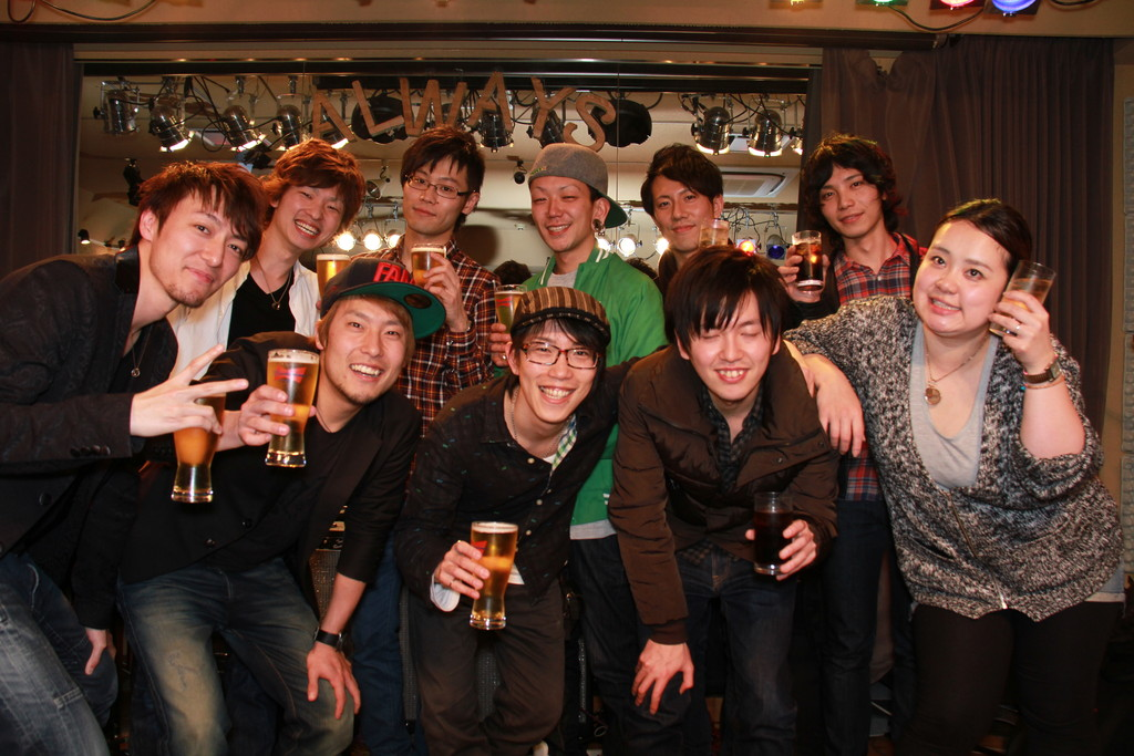 2014-03-30 - The jubilax VS Babao at 伊丹Always 2