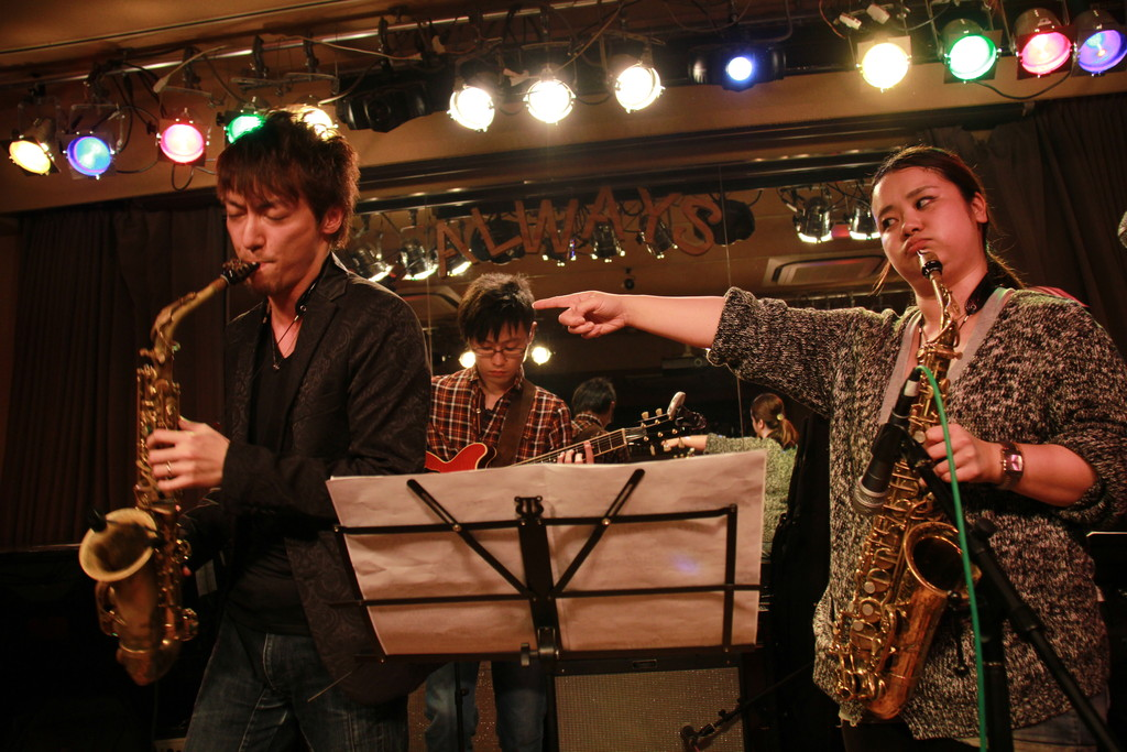 2014-03-30 - The jubilax VS Babao at 伊丹Always 1