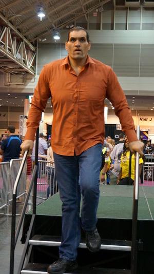 Giant Singh