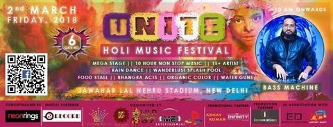 Uniteholimusicfestivalnewdelhi