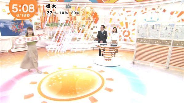 【画像】今日の阿部華也子さん 6.18