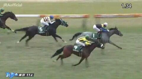 【競馬】クイーンCは福永騎乗のミヤマザクラがV