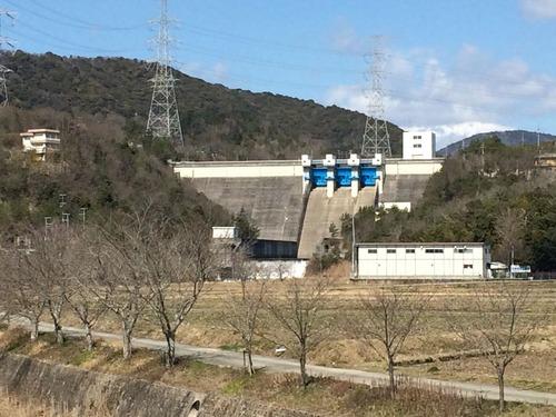大川瀬ダム