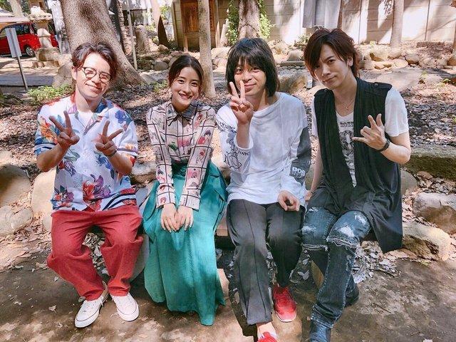 【悲報】銀杏BOYZの峯田和伸さん、テレビに出まくってキモ可愛いと言われだす