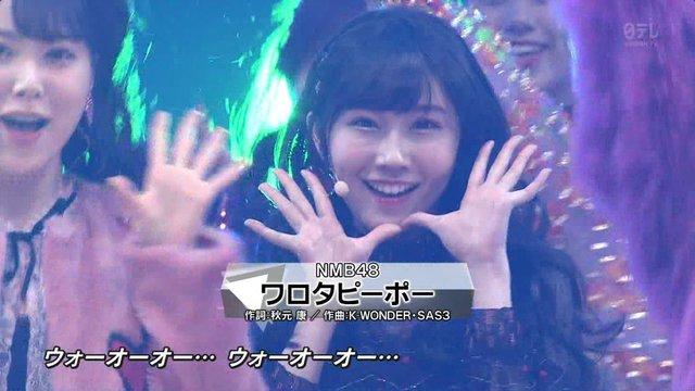 【悲報】NMB48さん、完全にお前らをバカにした歌を披露してしまうwwwwww