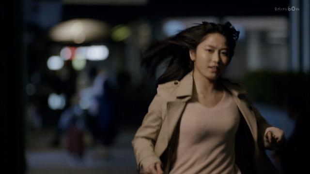 横山由依が主演ドラマで凄い乳揺れ!ユッサユッサ