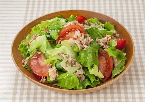 ワイ「痩せたい」j民「サラダならいくら食ってもいいぞ」ワイ「分かった」ムシャムシャ