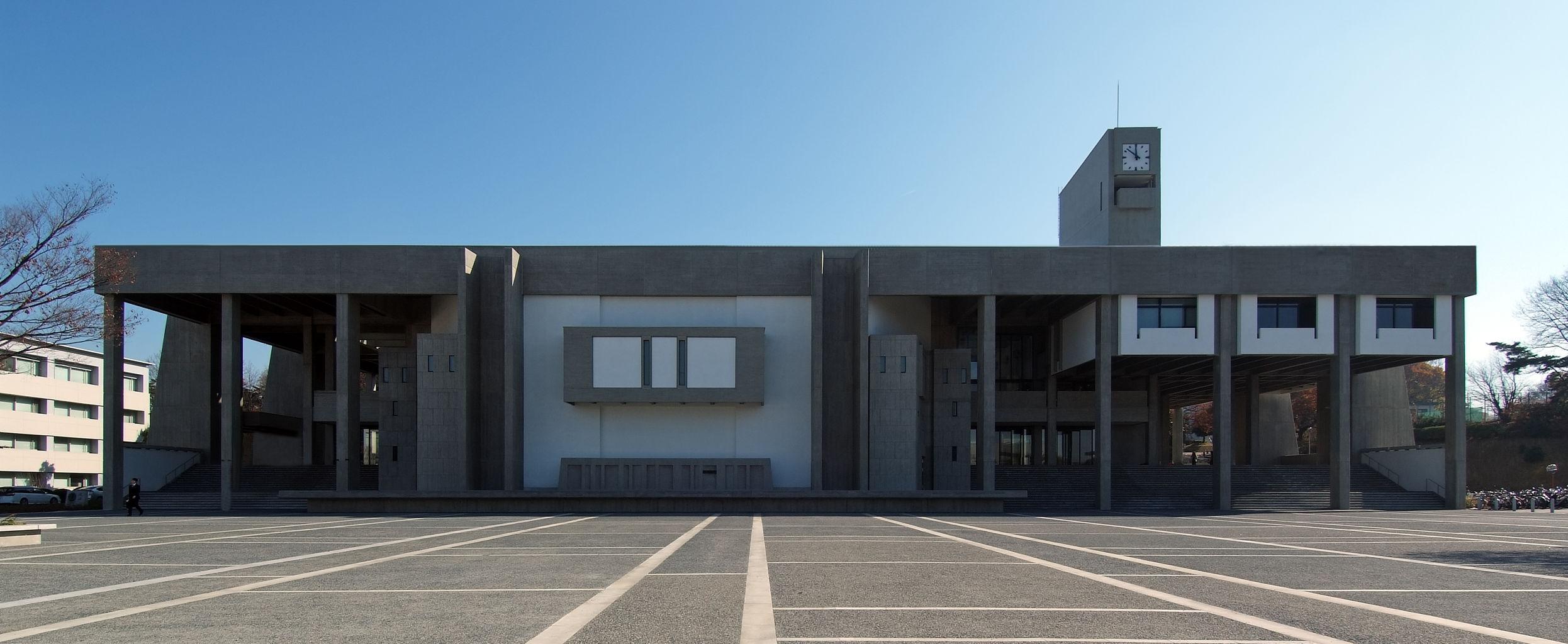 120903豊田講堂Toyota_Auditorium_of_Nagoya_University