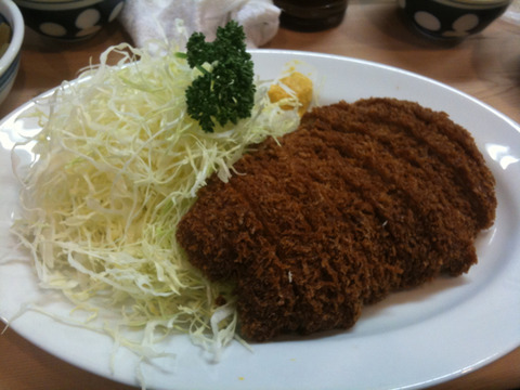 大井町で美味しいご飯、一番いいやつを頼む