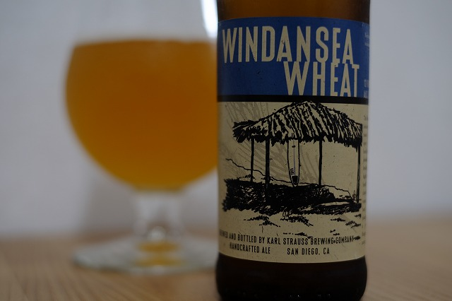 Karl Strauss Brewing Windansea Wheat (1)