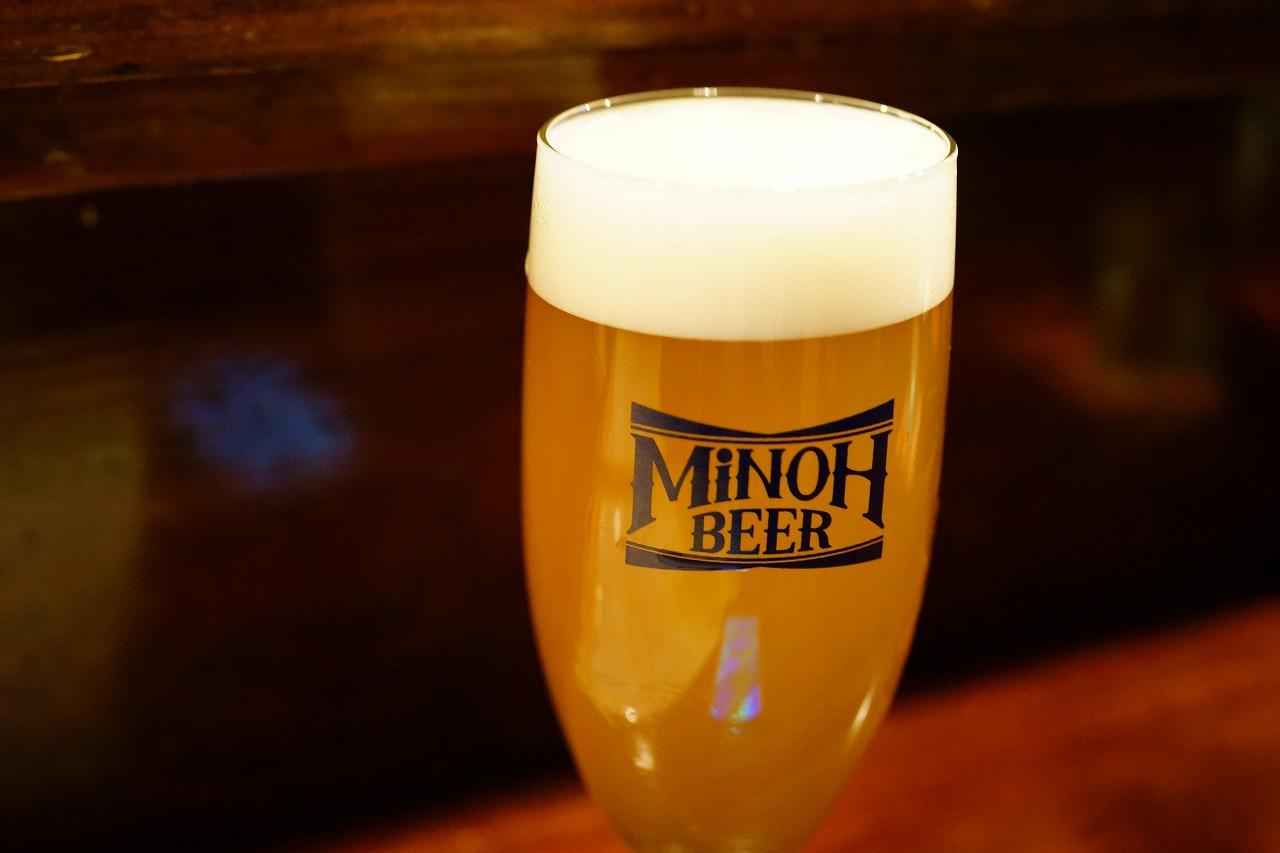 肥後橋 BEER BELLYで箕面ビールをいただきます! (3)