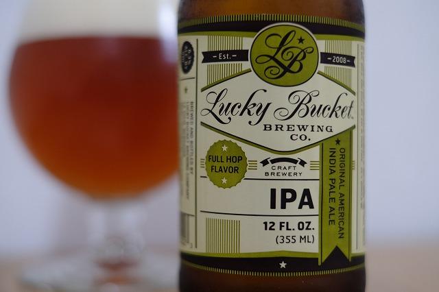 Lucky Bucket Brewing Lucky Bucket Original American IPA (1)