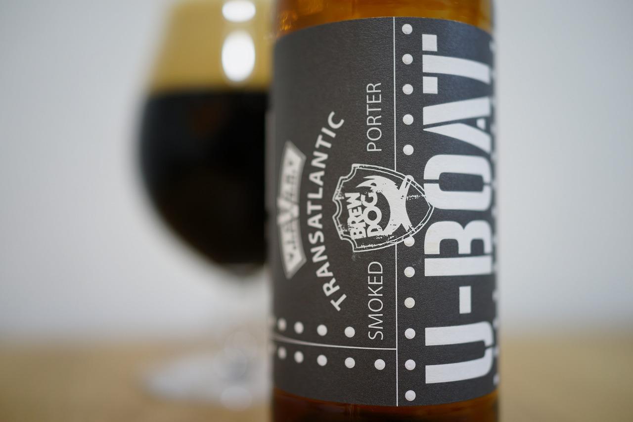 BrewDog Brewery U-BOAT SMOKED PORTER (1)