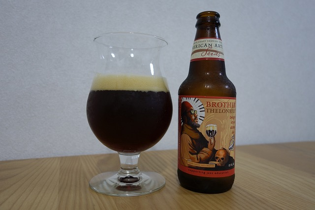 North Coast Brewing Brother Thelonious (2)
