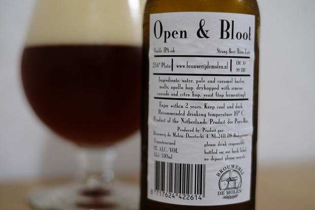 DE MOLEN Open & Bloot IPA (1)