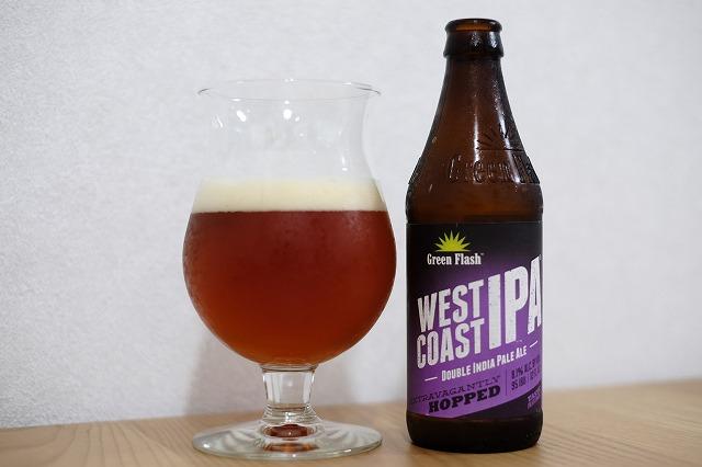 Green Flash Brewing West Coast IPA (2)