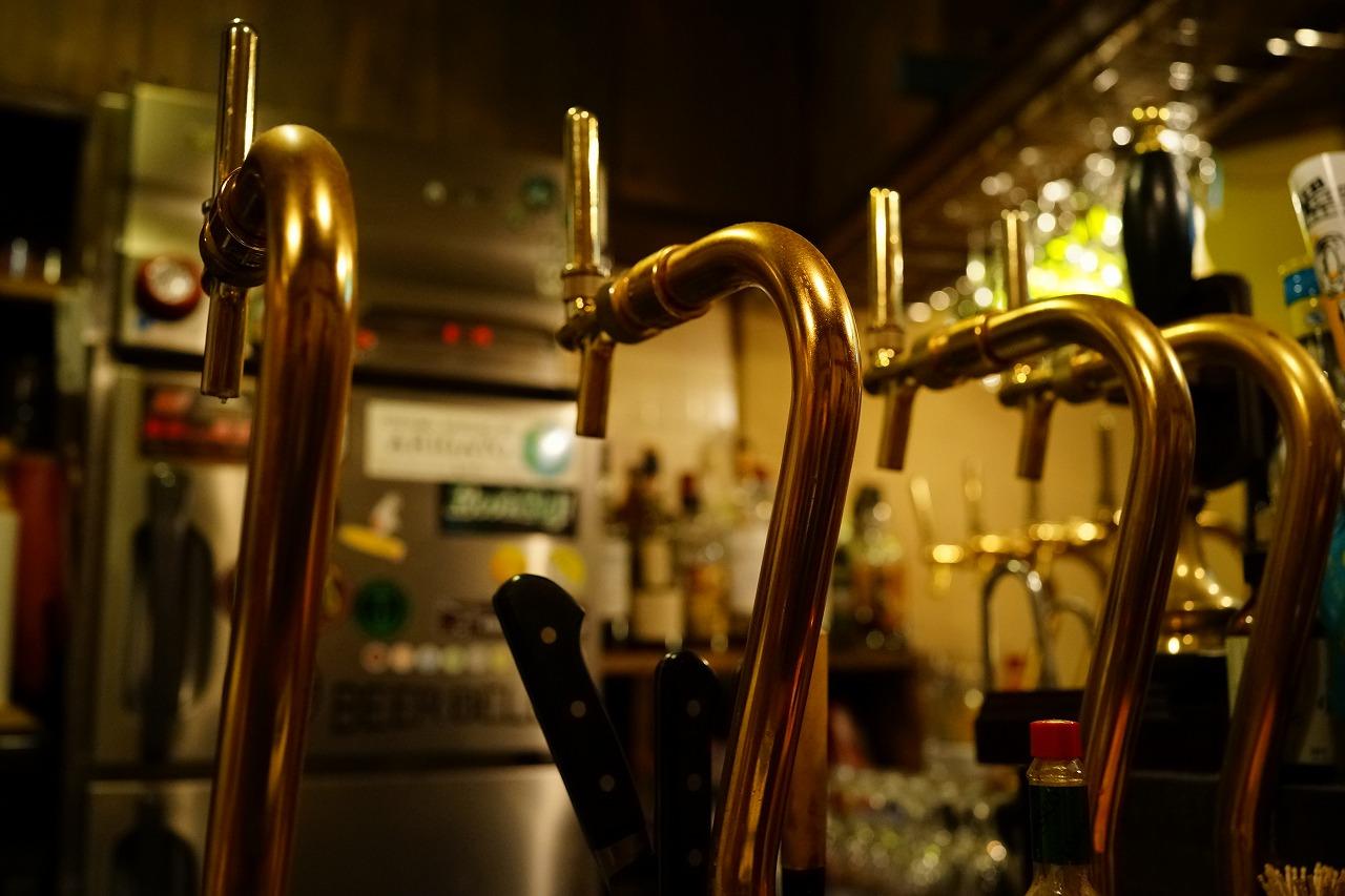 肥後橋 BEER BELLYで箕面ビールをいただきます! (7)