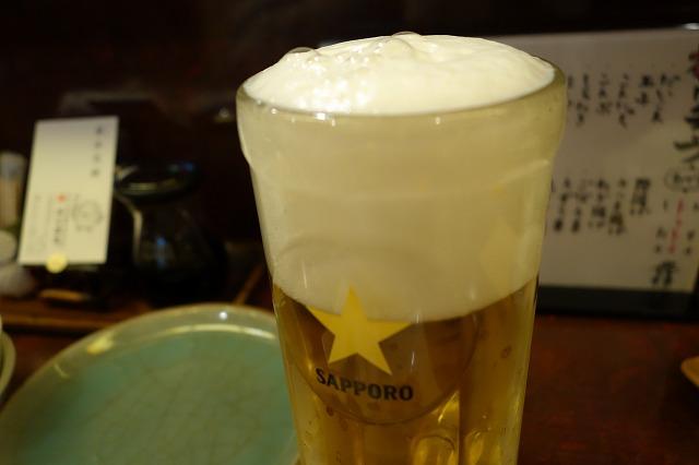 池袋 福ふくろう。でゆったりとビールでおでんを食べてきた! (6)