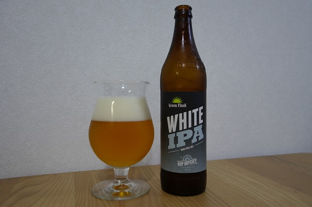 Green Flash Brewing Hop Odyssey White IPA (2)