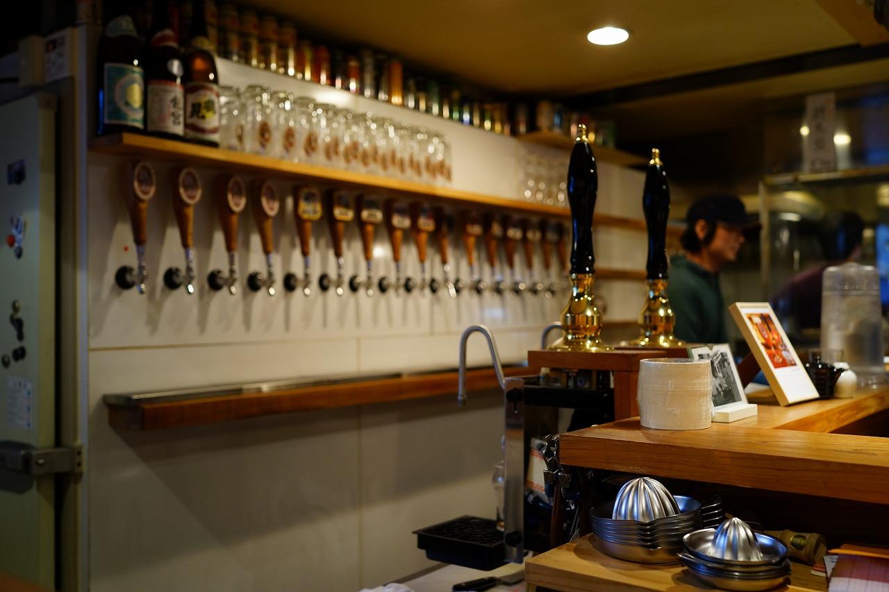 原宿 Taproomでさくっとベアードビールを飲んできた! (6)