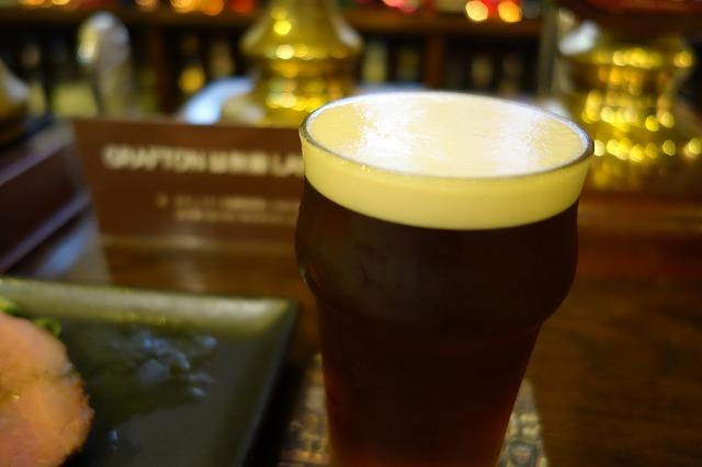 五反田 THE GRAFTONでローストビーフとクラフトビール! (6)
