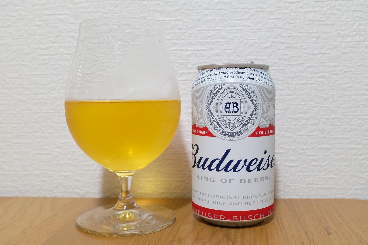 ビール バドワイザー