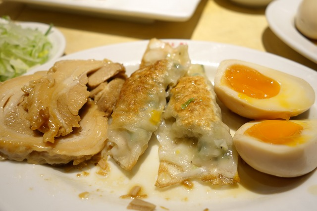 恵比寿 九十九ラーメンでチーズラーメンを食べてきた! (2)