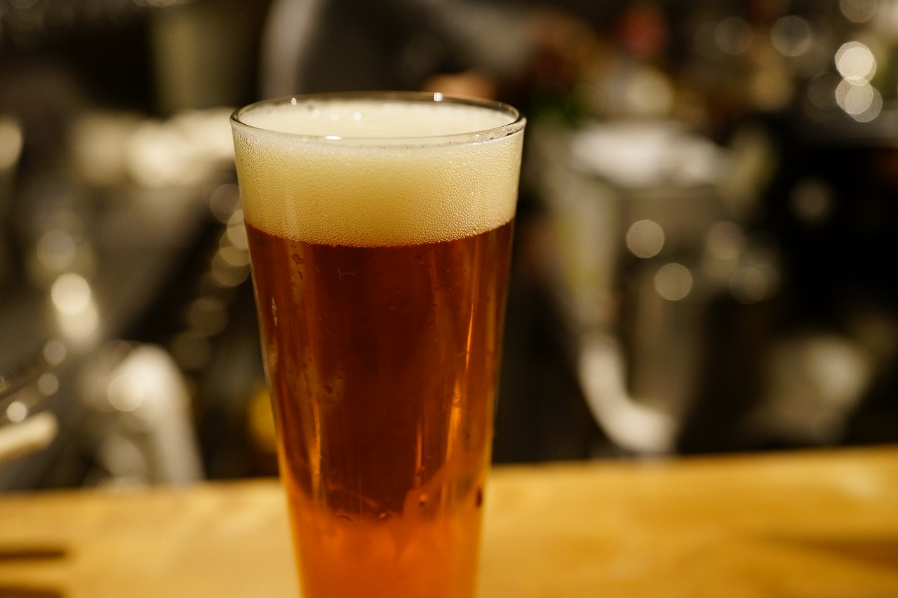淀屋橋 YELLOW APE CRAFTでクラフトビールを飲んできたよ。 (7)