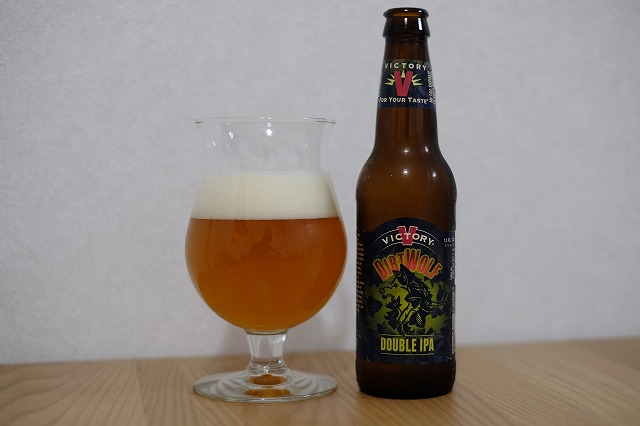 Victory Brewing Dirt Wolf Double IPA (2)