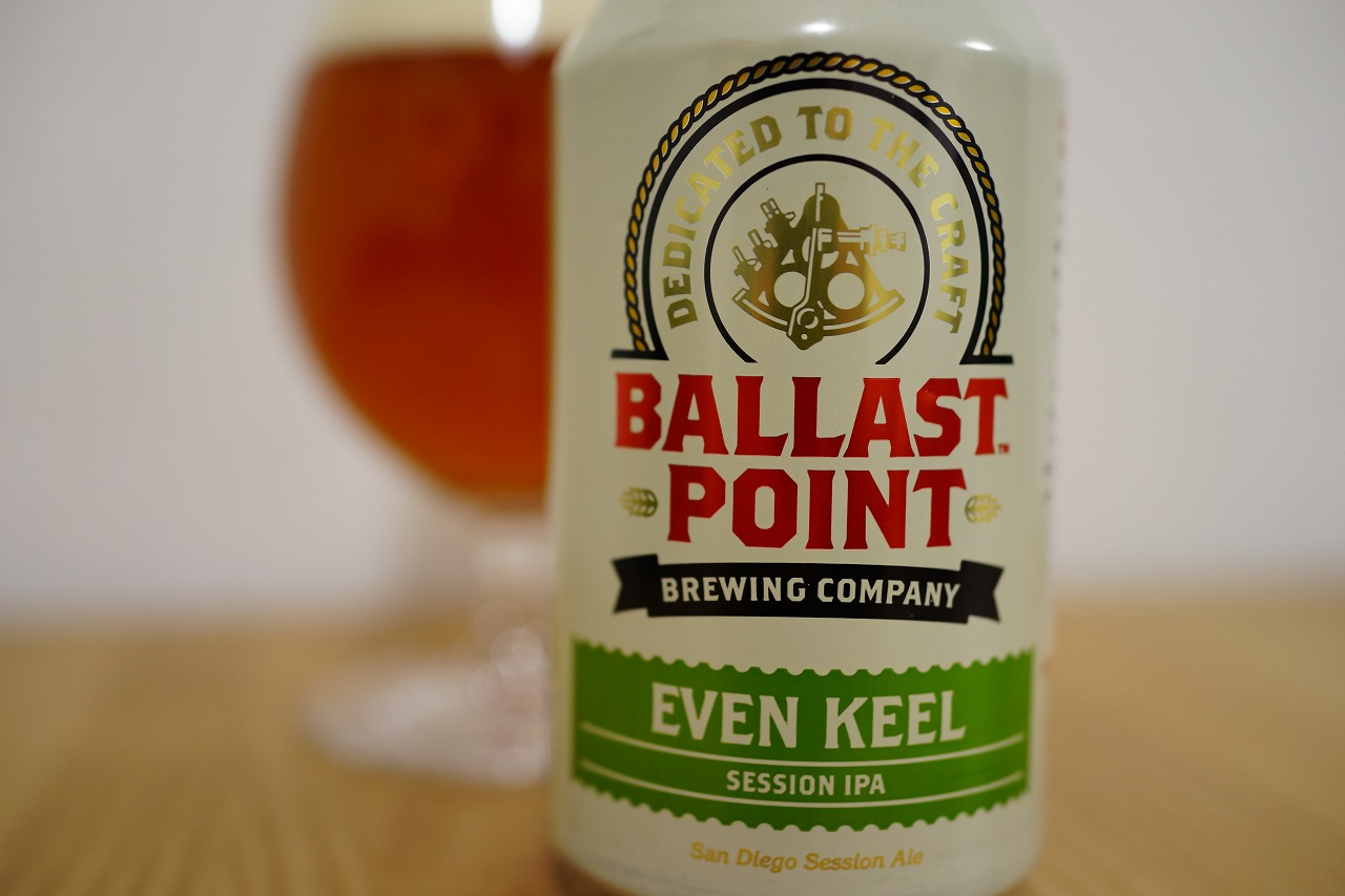 BALLAST POINT Brewing Even Keel (1)
