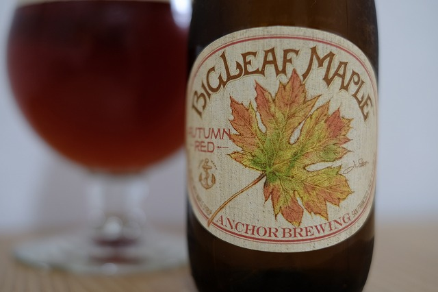 Anchor Brewing Big Leaf Maple Autumn Red (1)