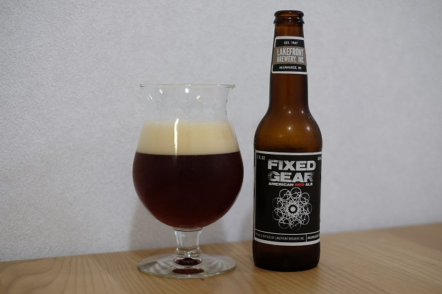 Lake Front Fixed Gear American Red Ale (2)