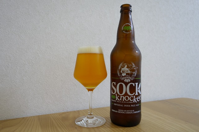 Coronado Brewing Sock Knocker Imperial IPA1