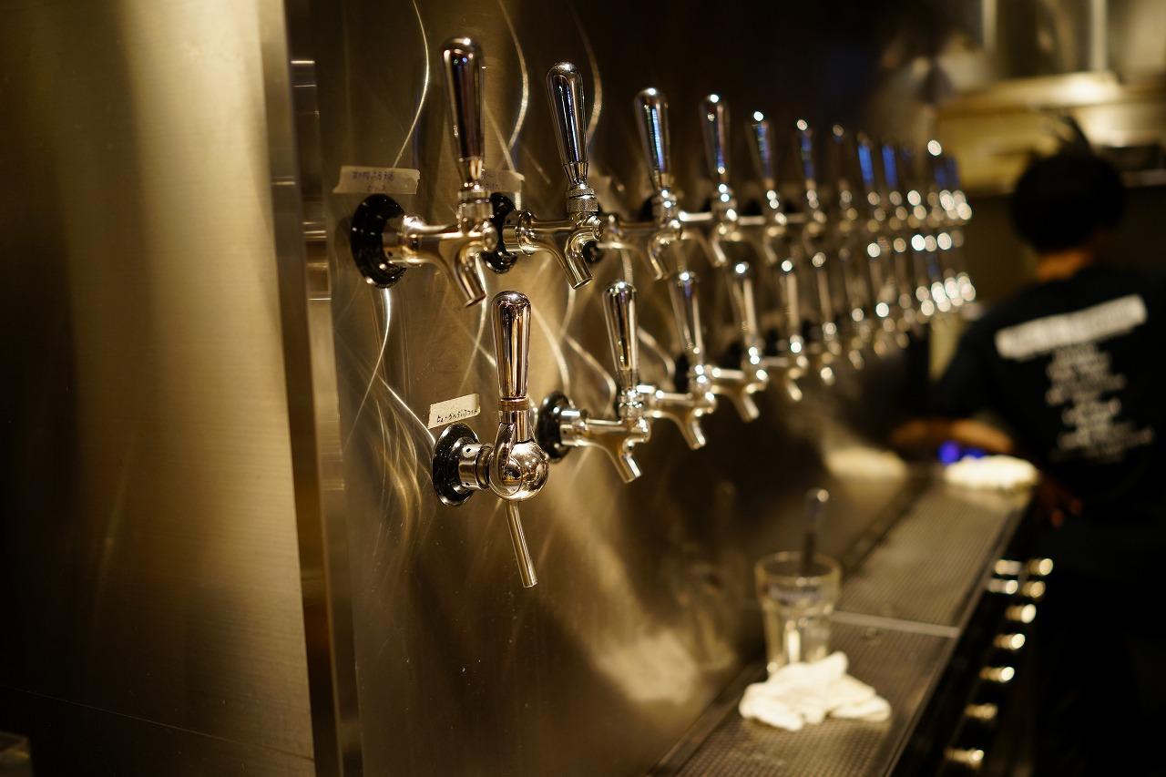 淀屋橋 YELLOW APE CRAFTでクラフトビールを飲んできたよ。 (6)