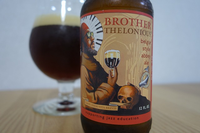North Coast Brewing Brother Thelonious (1)