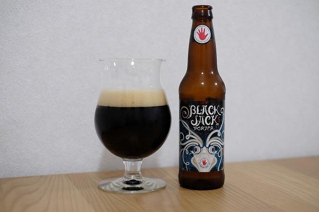 Left Hand Brewing Black Jack Porter (2)