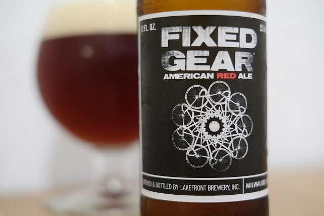 Lake Front Fixed Gear American Red Ale (1)