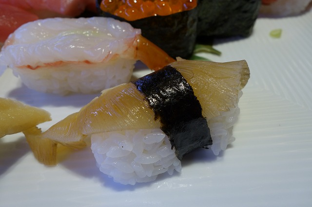 気仙沼 いちば寿司でフカヒレのお寿司を食べてきたよ! (7)