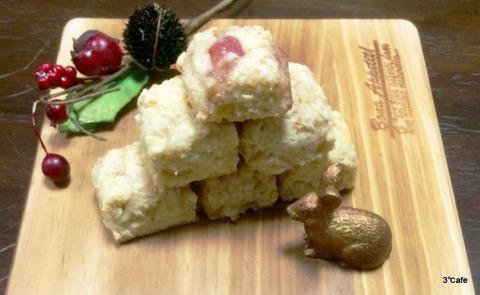 ホットケーキミックスとおからのソフトクッキー