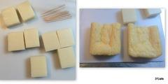 餅巾着を作る