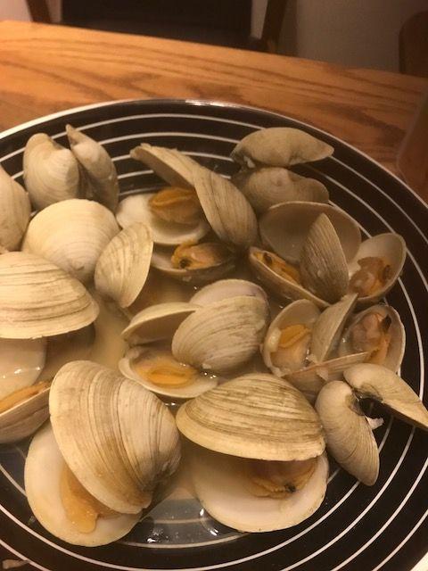 貝 レシピ ホンビノス