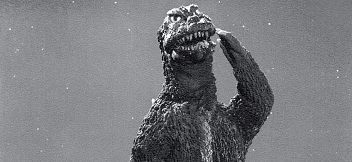 生誕65周年 ─ ゴジラの顔はこんなに変わってきた  ゴジラ