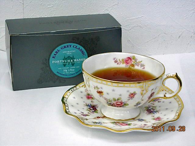 フォートナムメイソン紅茶イメージ画像