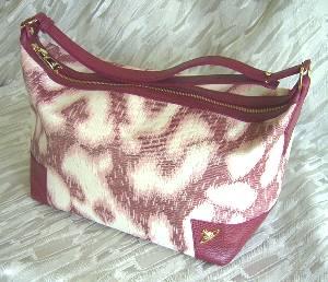 ヴィヴィアンウエストウッド バッグ アフリカ ピンク